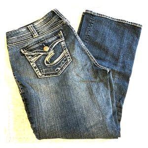 EUC Silver Jeans